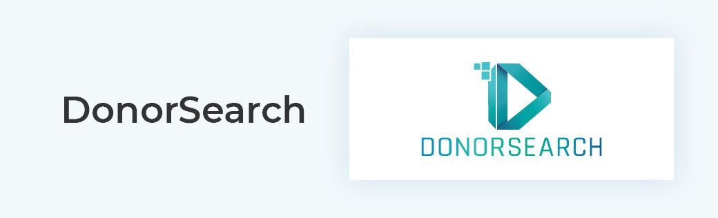 DonorSearch offers the top nonprofit fundraising software for prospect research.
