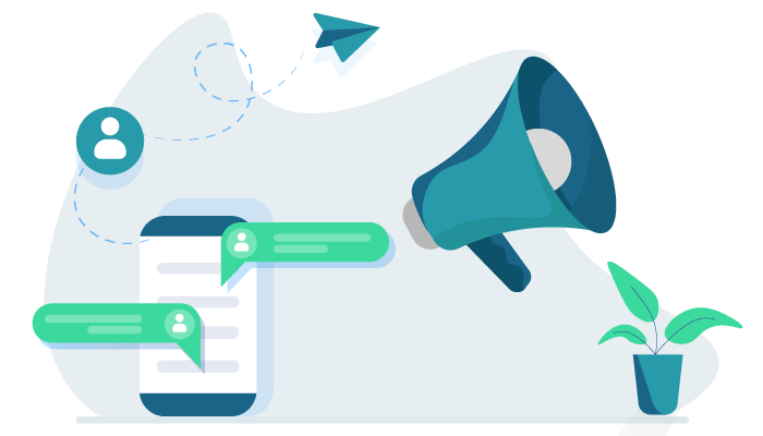 There are several ways to market a text-to-give campaign.