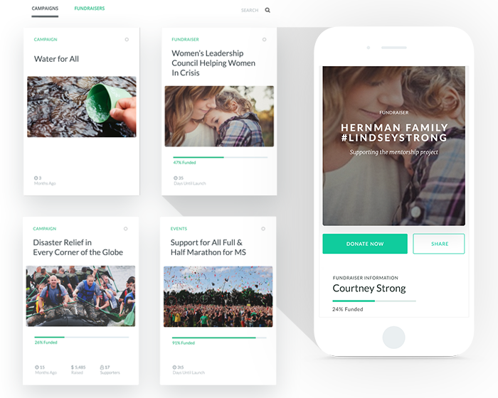 Try tweaking the text on your donation form button to boost conversions.