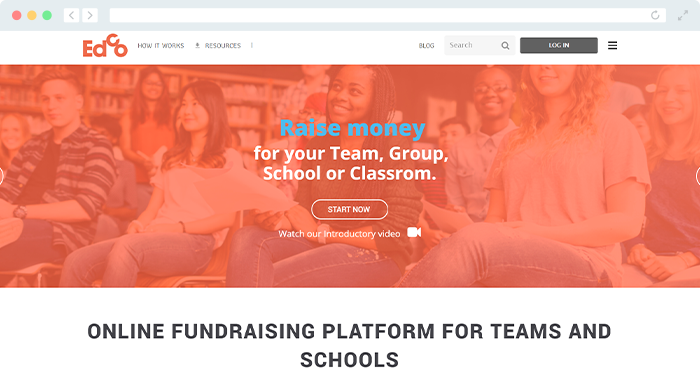 See how EdCo's fundraising website empowers schools and teams to maximize their funding.