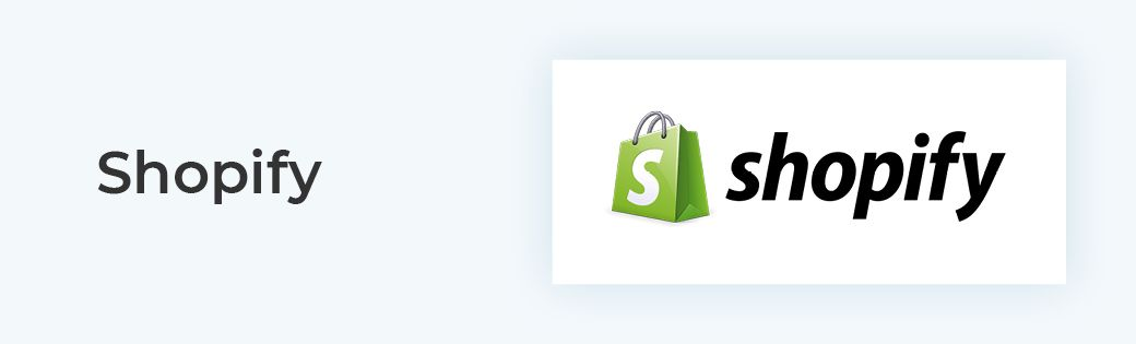 Shopify is the best online donation platform for branded merchandise sales.
