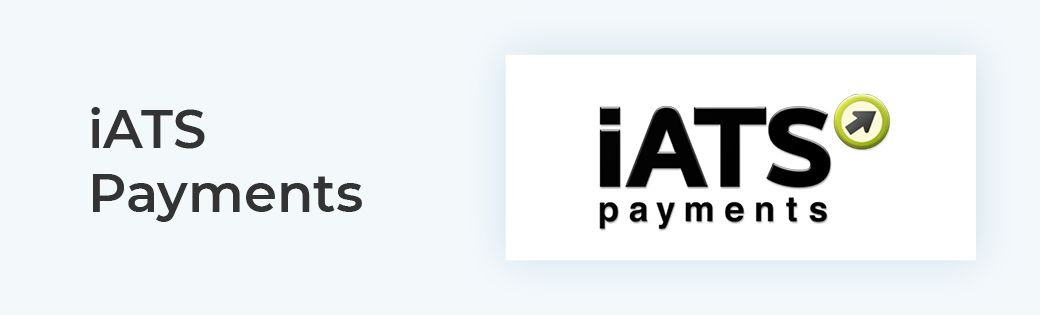 iATS Payments is the best donation platform for secure payment processing.