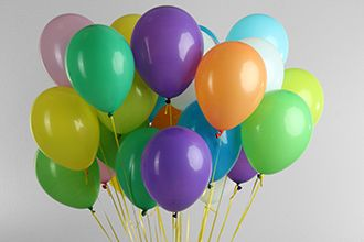 Try a balloon raffle at your next church fundraising event.
