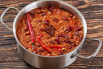 A chili cook-off is a fun, yummy church fundraising idea.