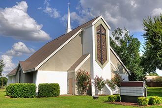 Partner with another church to boost your church's fundraising efforts.