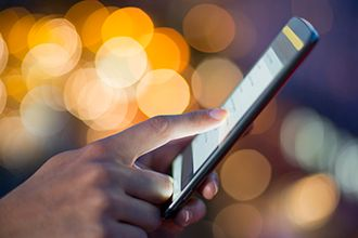 Text-to-give is one of our favorite church fundraising ideas.
