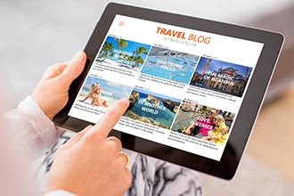 Hosting a trip blog is an effective fundraiser for your church mission trips and it allow you to keep community members updated.